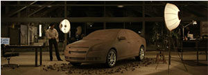 Chevy: Clay Model